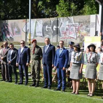 Święto Chorągwi Łódzkiej w Radomsku zakończone