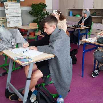 Pidżamowy Dzień w Zespole Szkolno–Przedszkolnym w Gorzędowie