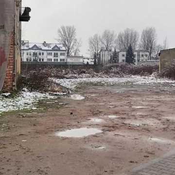 Trzy firmy chcą przebudować teren w centrum Radomska
