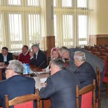 Pierwsze posiedzenie rady gospodarczej