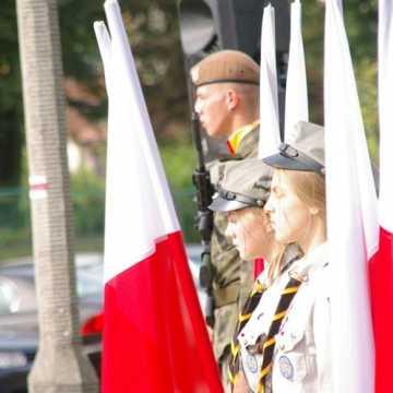 """Oddali hołd """"Warszycowi"""" oraz żołnierzom KWP"""