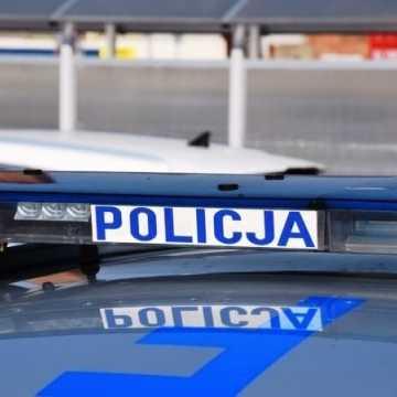 Wypadek samochodowy w Łowiczu
