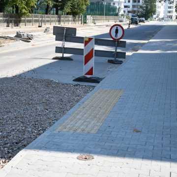 Piotrków Tryb.: przybędzie parkingów na ul. Broniewskiego