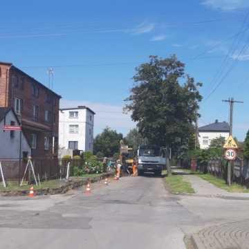 Rozpoczął się remont ul. 11 Listopada w Radomsku
