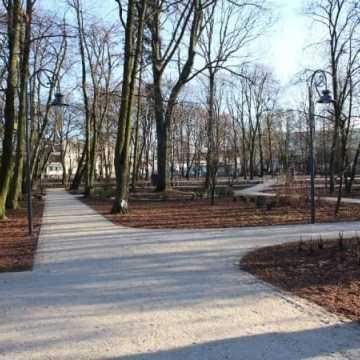 Opóżnienie przy rewaloryzacji parku Świętojańskiego?