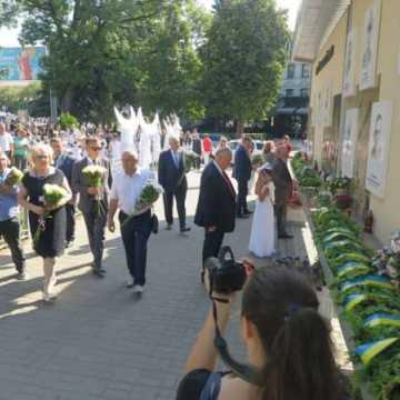 Partnerska wizyta na Ukrainie