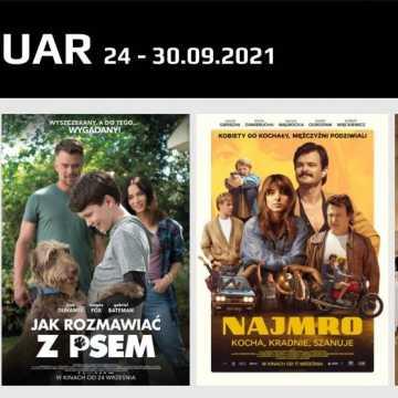 Kino MDK w Radomsku zaprasza. Repertuar od 24 do 30 września