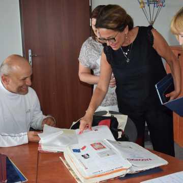 Tomek Wędrowniczek z wizytą w Radomsku