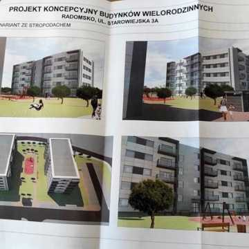 W 2023 roku powstaną w Radomsku mieszkania w ramach SIM Łódzkie
