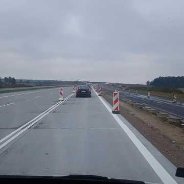 Kolejne kilometry betonowej autostrady A1 oddane dla kierowców