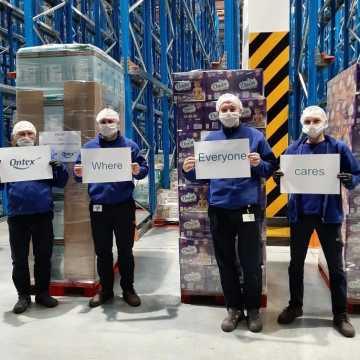 Ontex Polska od 2 lat w Radomsku