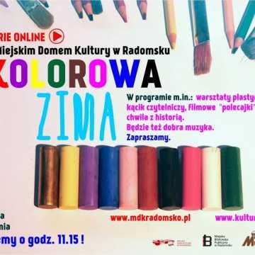 """""""Kolorowa zima"""" czyli ferie z MDK w Radomsku"""