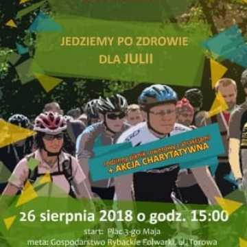 Tour de Radomsko dla Julii
