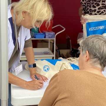 150 wolnych szczepionek J&J w szpitalu w Radomsku