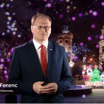 Świąteczne życzenia prezydenta Jarosława Ferenca