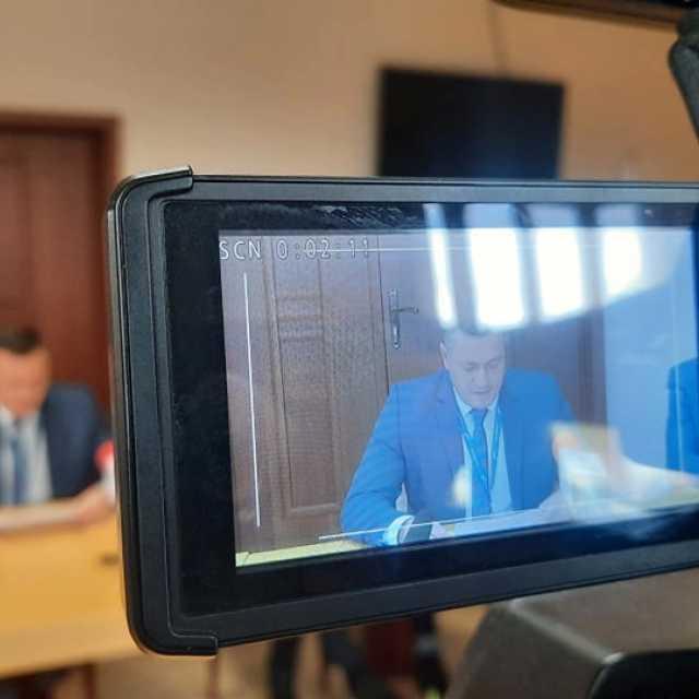 Spór wójta gminy Ładzice i prywatnego przedsiębiorcy z Radomska. Zobacz oświadczenie Krzysztofa Ciupińskiego w tej sprawie