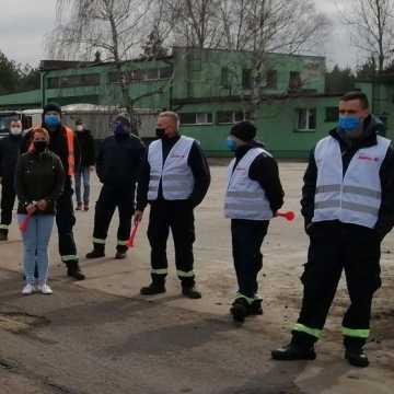 W spółce PGE trwa strajk pracowników