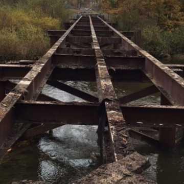 Trwa remont mostu w Krzętowie