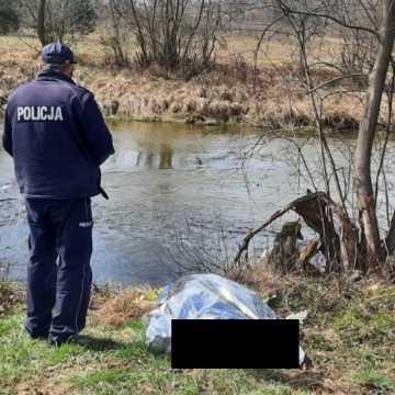 Partner odnalezionej w Pilicy kobiety został przesłuchany
