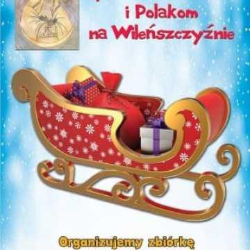 RUTW zbiera dary dla Polaków na Wileńszczyźnie