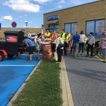 Radomszczański piknik zdrowia i rekreacji w szpitalu