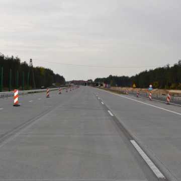 Kierowcy zyskali kolejne cztery i pół kilometra jezdni autostrady A1