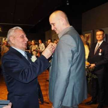 Medal dla Marcina Kwarty
