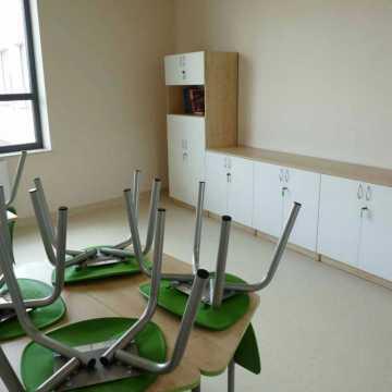 Zakończyły się prace związane z rozbudową i wyposażeniem Szkoły Podstawowej w Łękińsku