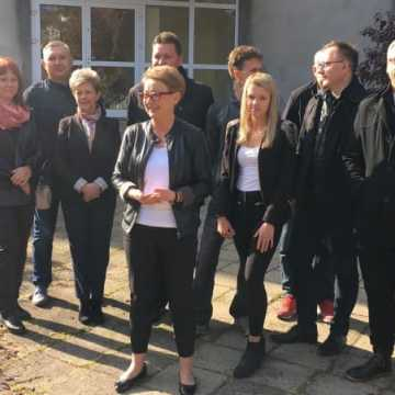 Nie zwolnię urzędników – zapowiada Wioletta Pal