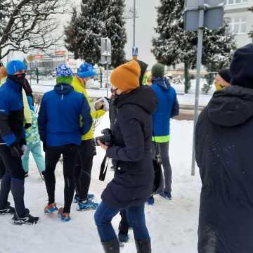 Pobiegli by zwrócić uwagę na zły stan powietrza w Radomsku