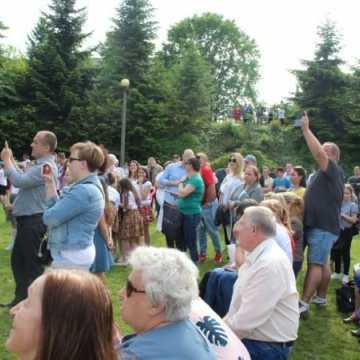 """Piknik integracyjny """"Na góralską nutę"""" w parku Solidarności"""