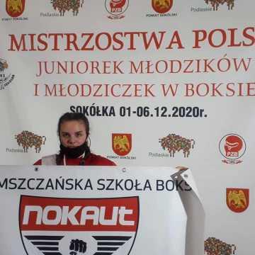 """Zawodniczki Szkoły Boksu """"Nokaut"""" triumfują na Mistrzostwach Polski"""
