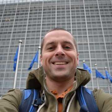 Tomasz Mazur, nauczyciel z I LO, po raz kolejny został laureatem ogólnopolskiego konkursu