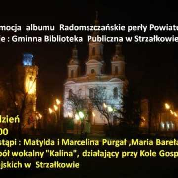 Promocja albumu Radomszczańskie Perły Powiatu