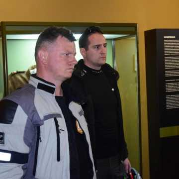 """Uczestnicy rajdu """"Weteran"""" odwiedzili Radomsko"""