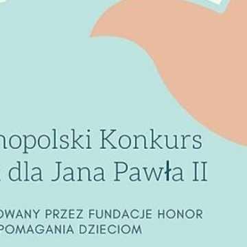 Barka dla Jana Pawła II. Konkurs, którym bierze udział PSP nr 8