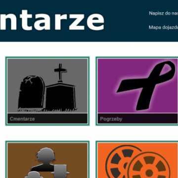 Cmentarz internetowy się rozwija