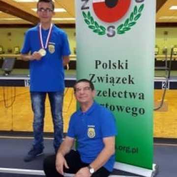 Wiktor Blada Mistrzem Polski w strzelectwie