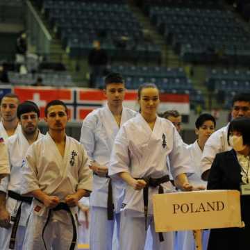 Weronika Mazur na podium w Tokio