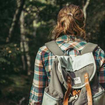 Wakacyjny trekking MOSiR Radomsko na koniec wakacji