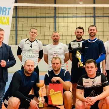 Volley Żelazny Opoczno triumfatorem turnieju siatkarskiego