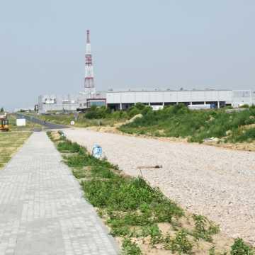Trwa rozbudowa ul. Stolarzy w Radomsku