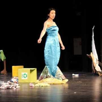 Spektakl o ekologii dla przedszkolaków w MDK