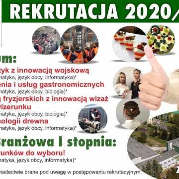 """Ósmoklasisto #PoznajSwojąSzkołę: """"Drzewniak"""" w Radomsku"""