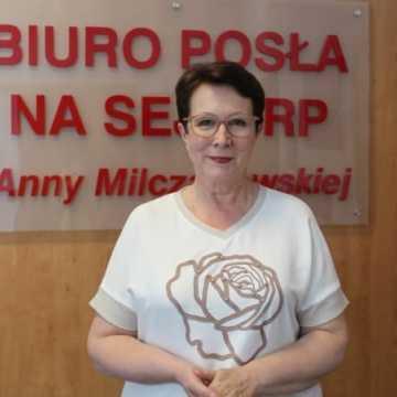 Poseł Anna Milczanowska zaprasza na wybory