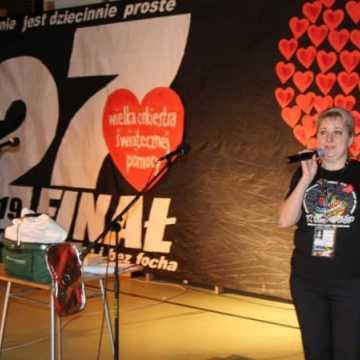 WOŚP 2019: Finał w Gomunicach