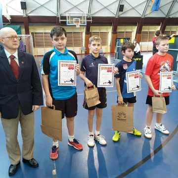Dobra postawa tenisowej młodzieży UMLKS Radomsko