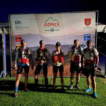 Ultramaratończycy z KBKS Radomsko na GUT 2021