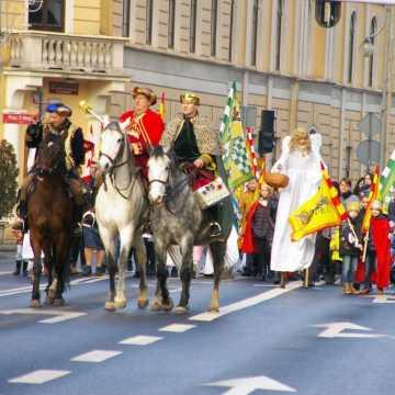 Tak wyglądał Radomszczański Orszak Trzech Króli w minionych latach