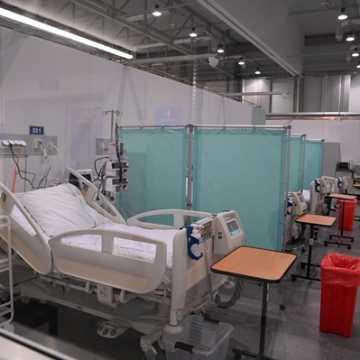 W województwie łódzkim przybędzie 400 łóżek covidowych